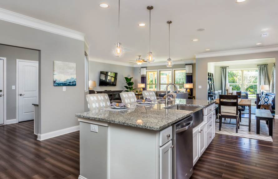 Waterstone - Open Kitchen