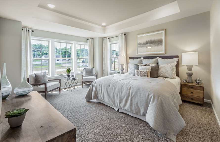 Luxury owner's suite