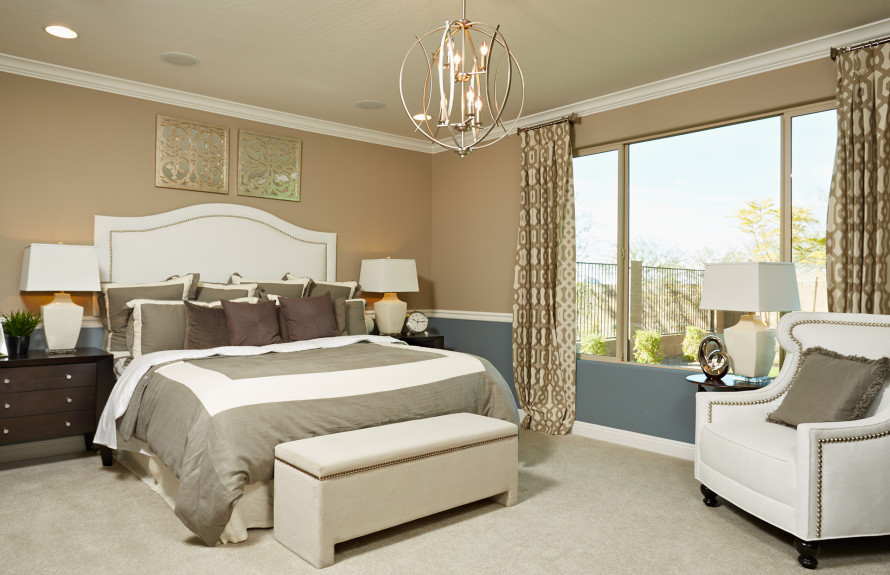 Plateau Plan: Spacious Owner's Suite to escape and relax at the end of the day