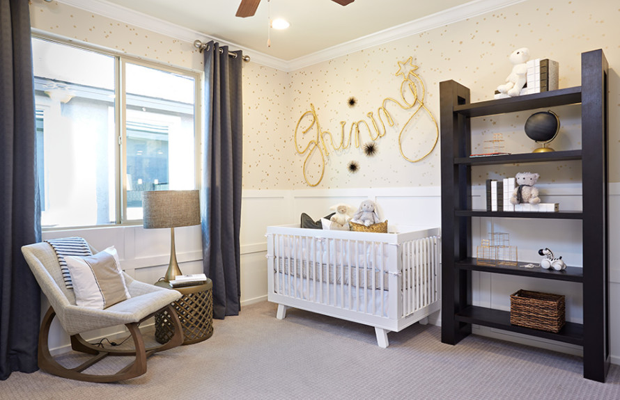Creosote Plan: Secondary Bedroom for family members or overnight guests