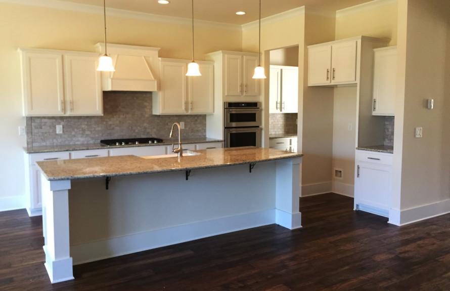 Riverview - Open Kitchen