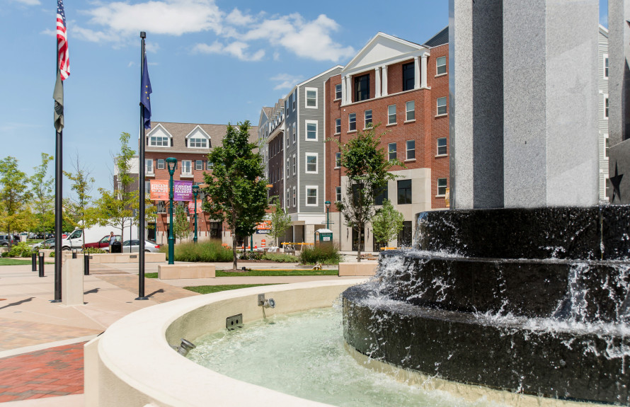 Downtown Fishers