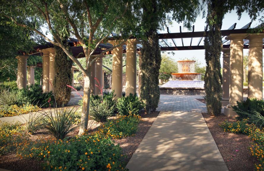 Fountain Terrace