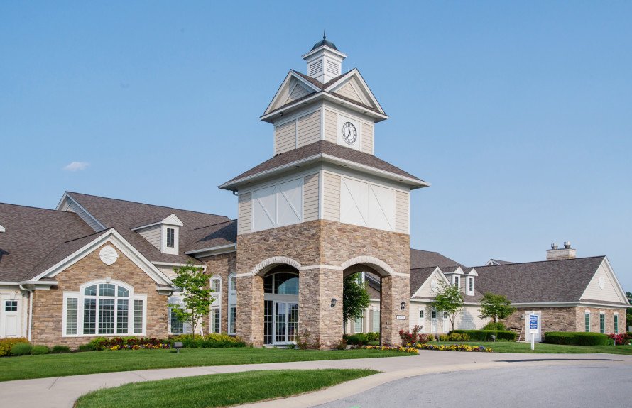 Chateau Clubhouse