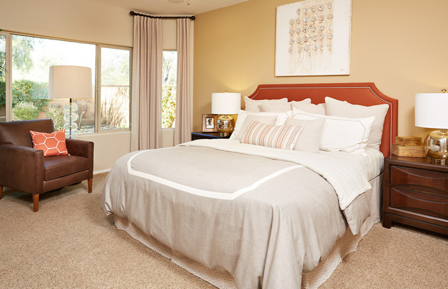 Senita Plan: Spacious, Owner's Suite perfect for relaxing after a long day