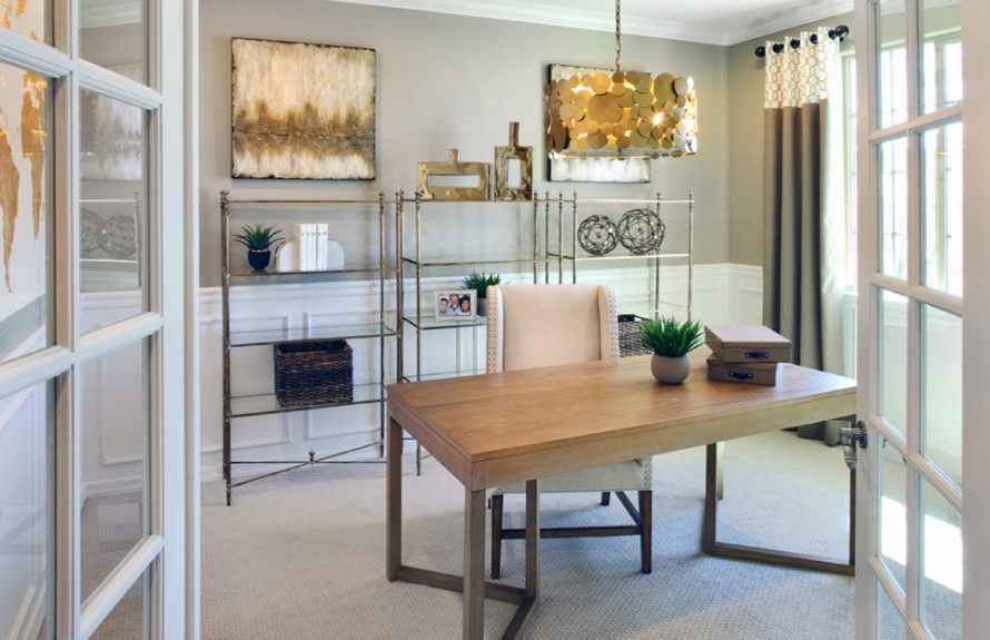 Yucca Plan: Spacious Den for your home office or to help organize your daily life
