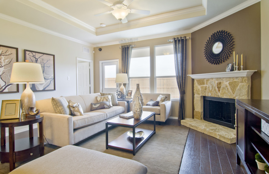 Brookmere - Family Room