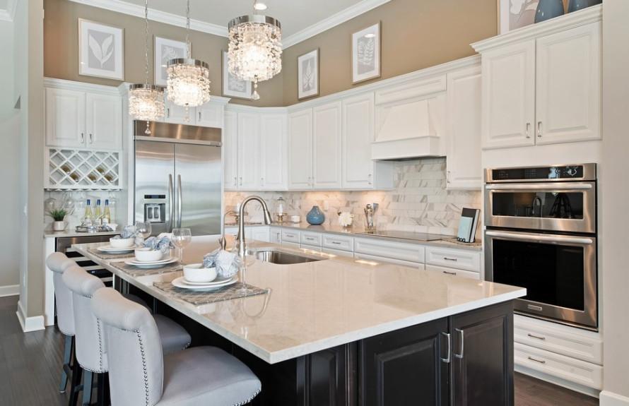 Pro-Style Kitchens