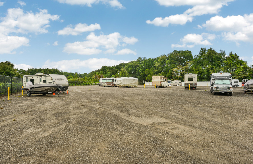 RV and Boat Storage Facility