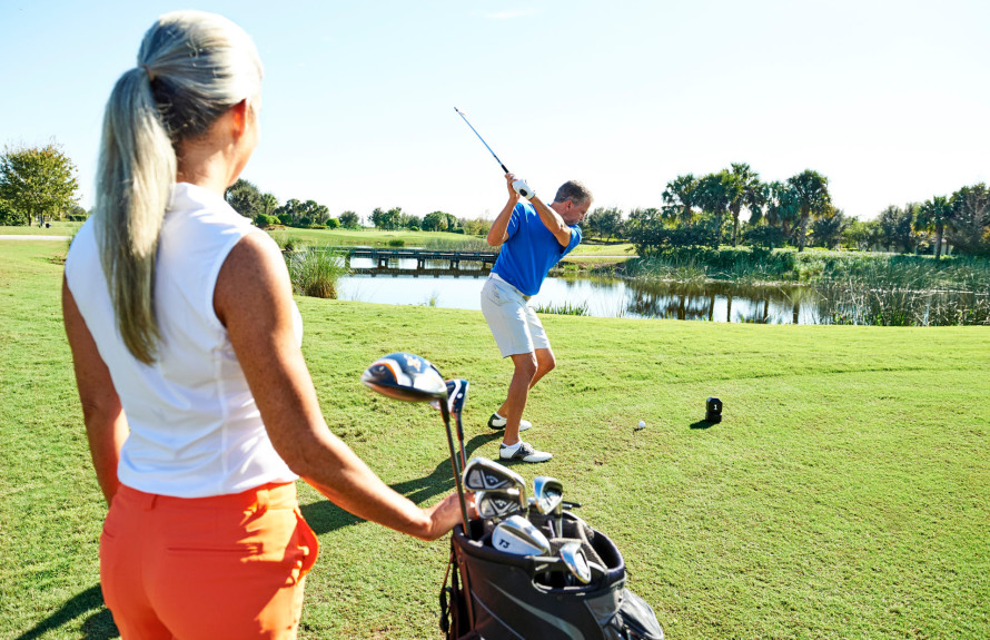 Near Renowned HHI Golf Courses