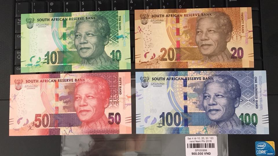 Bộ tiền Nam Phi
