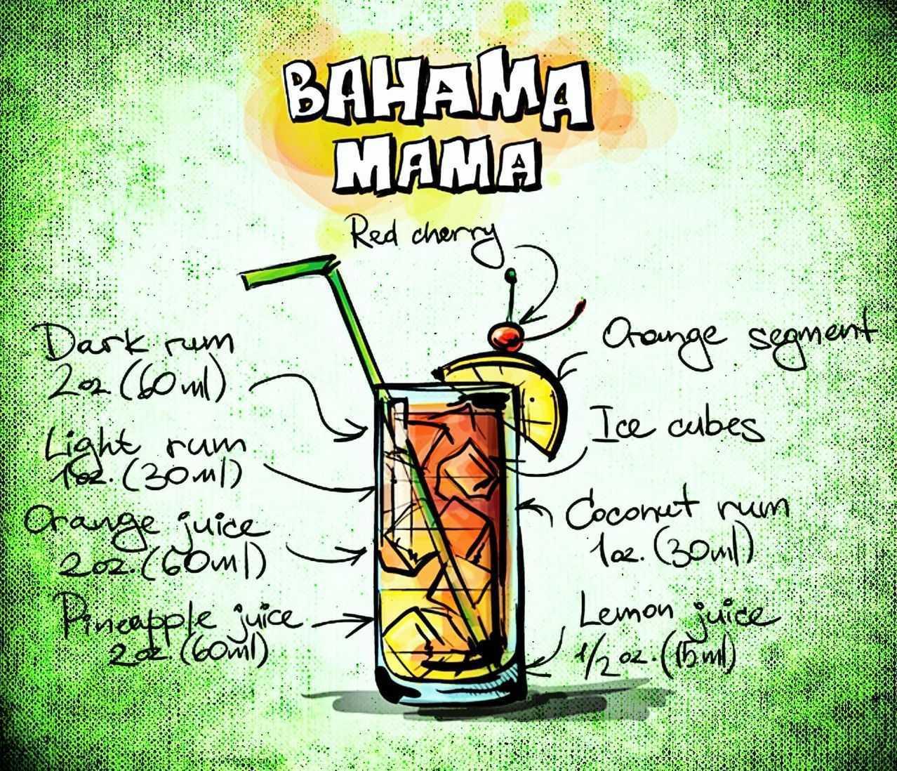 bahama mama-nahled