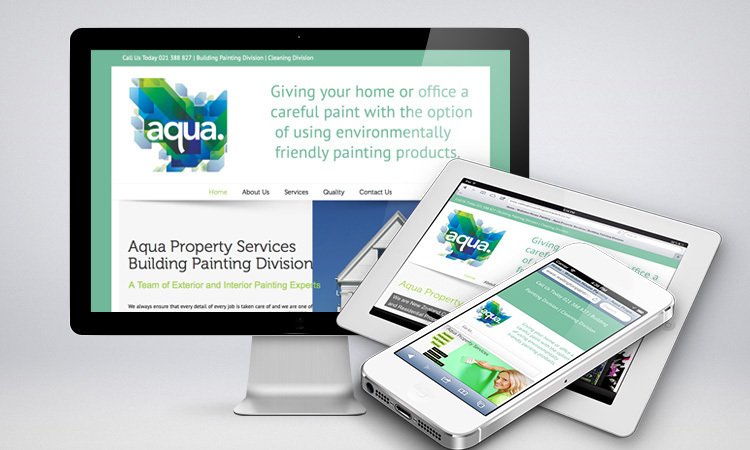 Aqua Property Services Painting Division