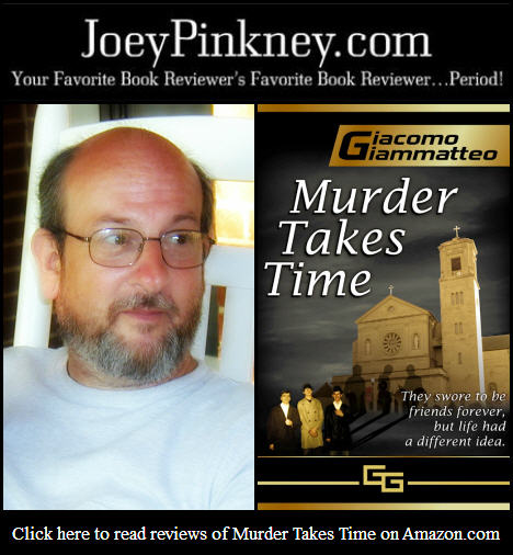 Giacomo_Giammatteo_murder_takes_time_amazon