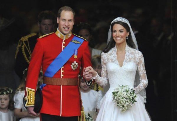 Свадьба Принца и Кейт Миддлет
