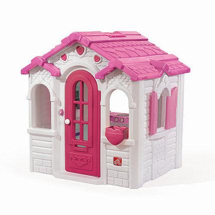 Step 2 playhouse pink