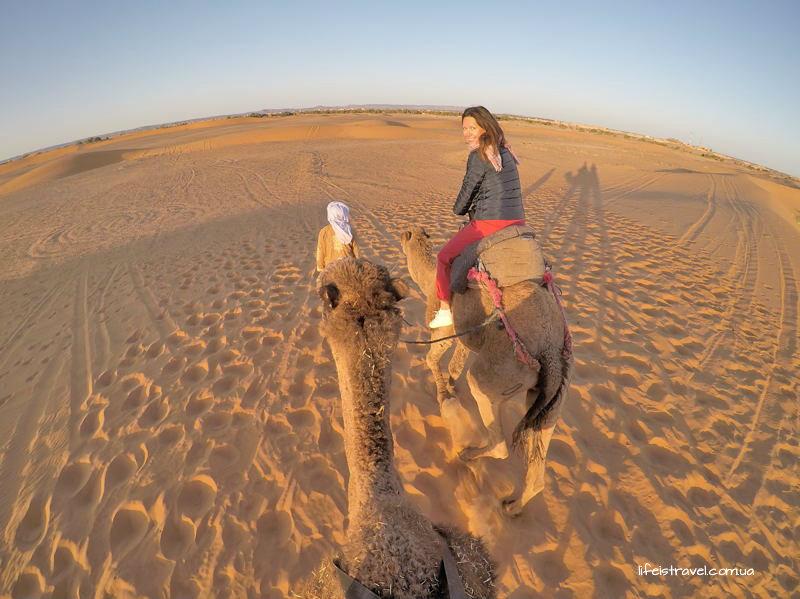 В марокко самостоятельно