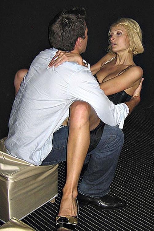 Paris hilton doing sex