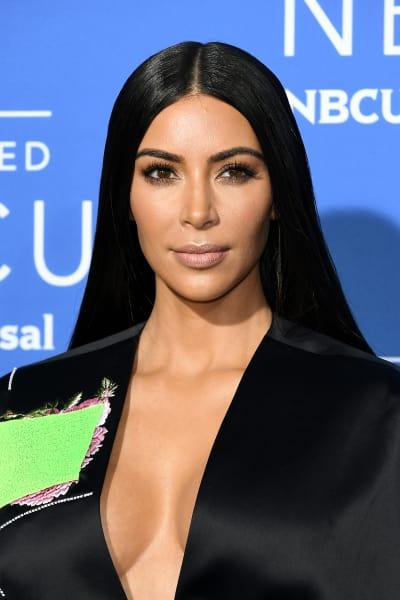 Kim kardashian m