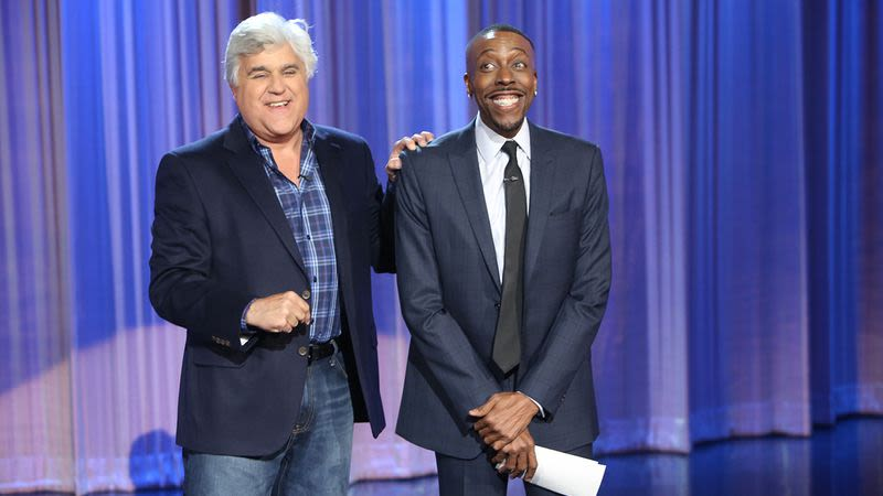 Arsenio hall jay leno