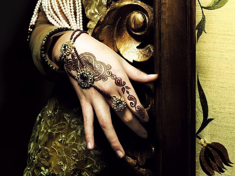 Фото одежда женская арабская