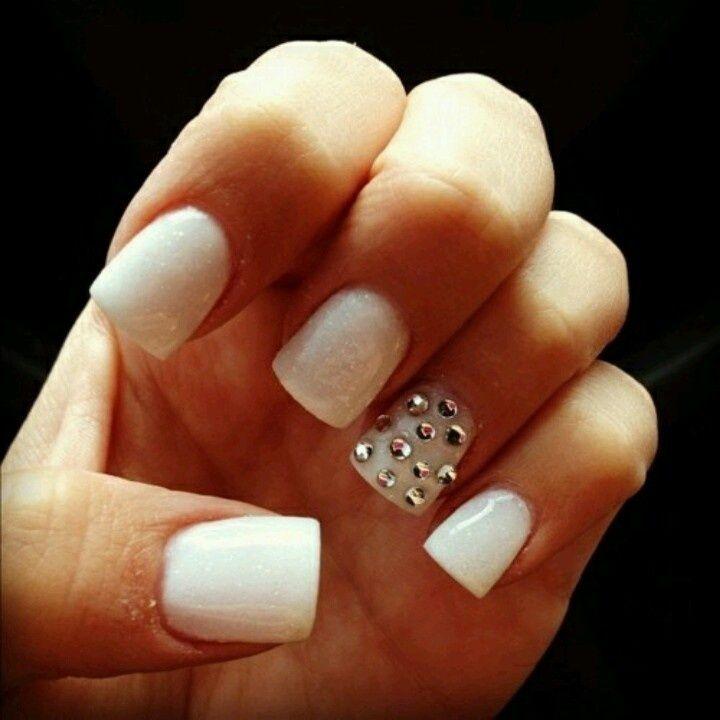 Cute acrylic nails designs tumblr