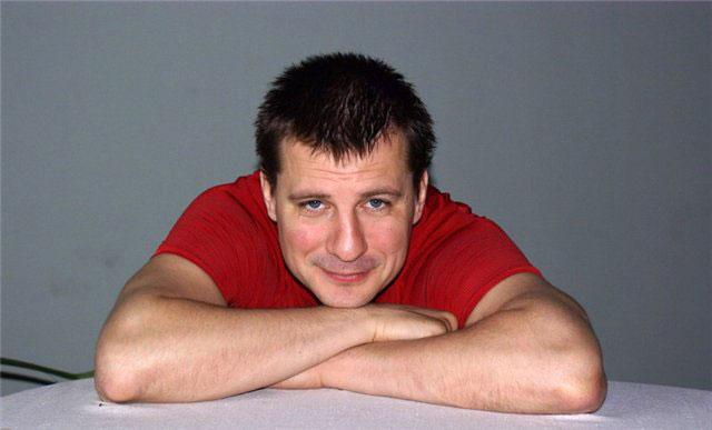 Актер александр гришин фото