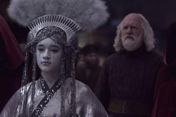 keisha castle-hughes star wars revenge of the sith