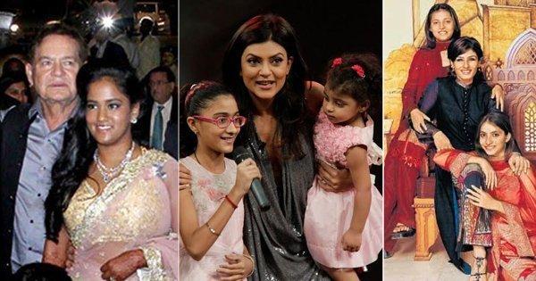 Children of indian celebrities