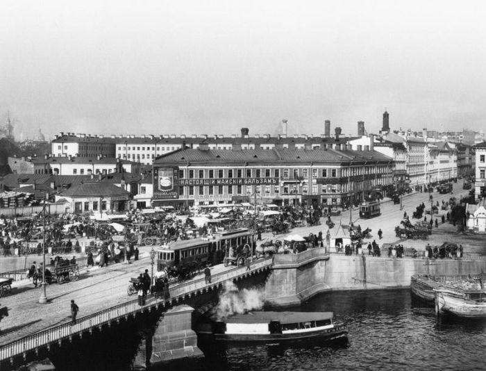 Фото старый петербург