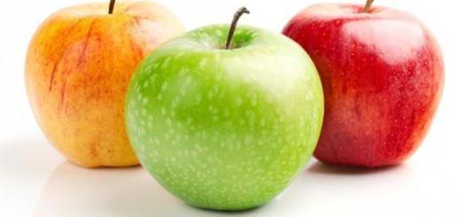 калорийность свежих яблок