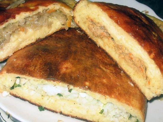 Жидкое тесто для пирога на кефире: рецепт и рекомендации