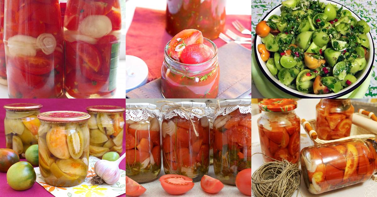 Пальчики оближешь рецепт помидоры