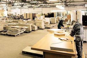 Фабрика по производству мебели