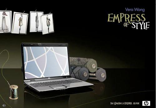 Vera wang hp laptop