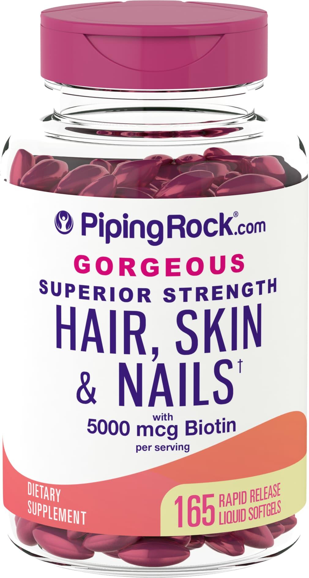 Hair skin nails supplement