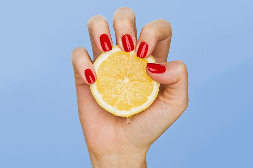 How to fix yellow nails