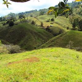 Costa Rica land