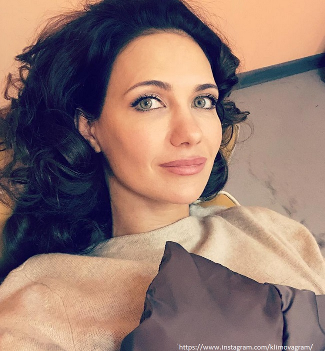 Екатерина климова фото максим 2017