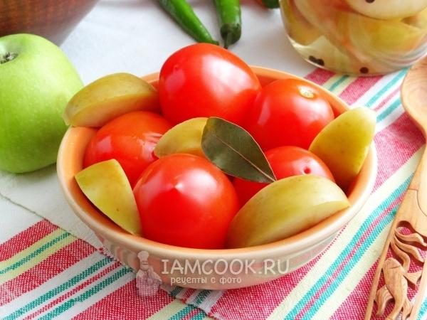 Лакомка из помидоров на зиму без стерилизации