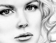 Amazing drawings of celebrities