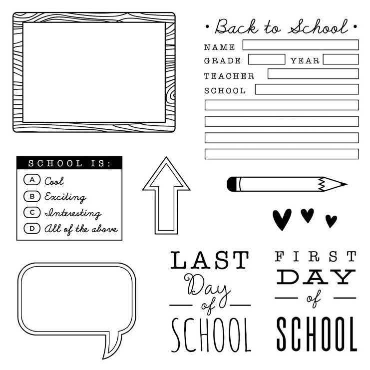 Image: School Year