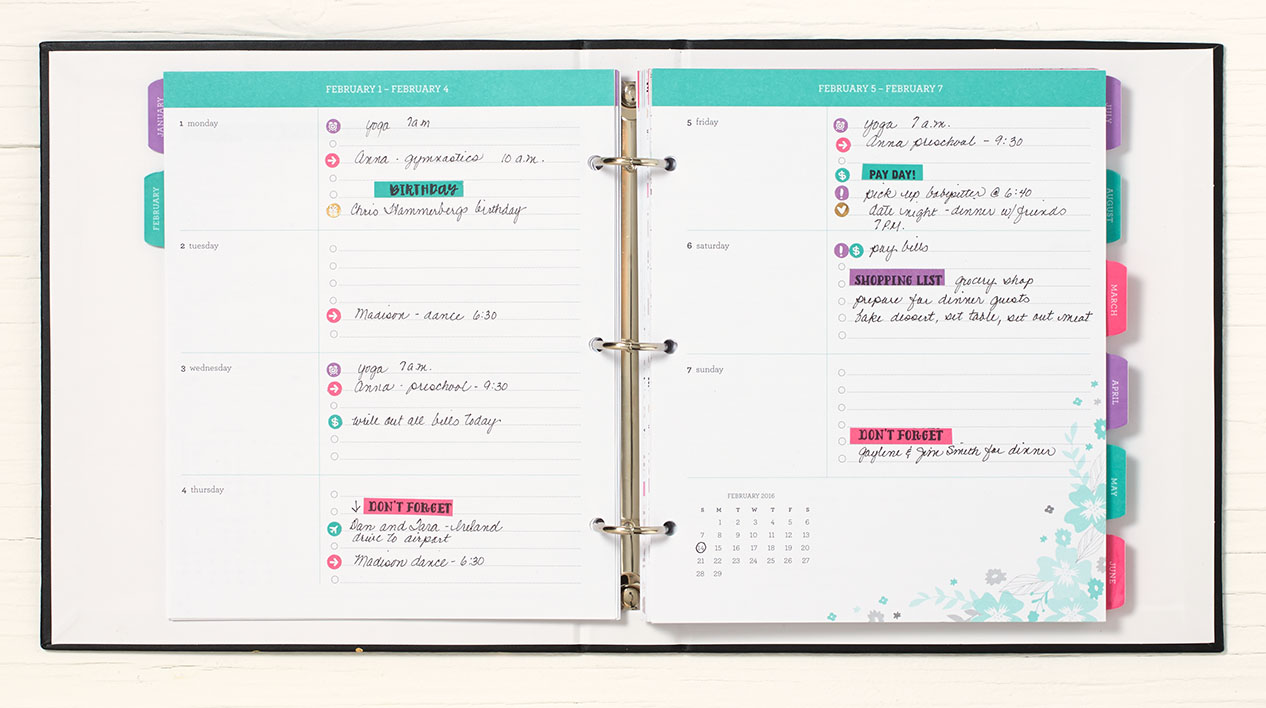 Getting Started with Your Everyday Life Planner