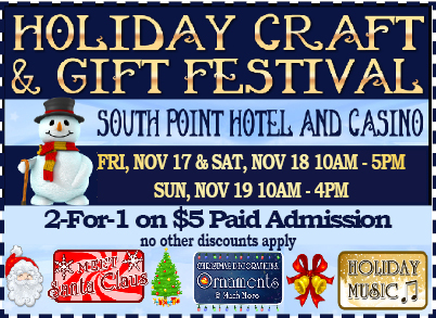 Holiday Gift & Craft Festival!