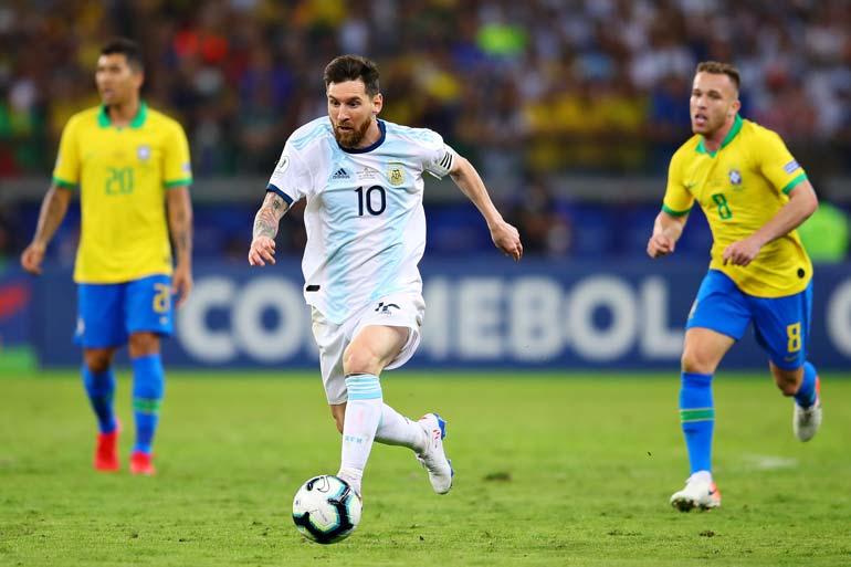 Argentina e Brasil são as únicas seleções com acordo de mídia para o Brasil nas Eliminatórias