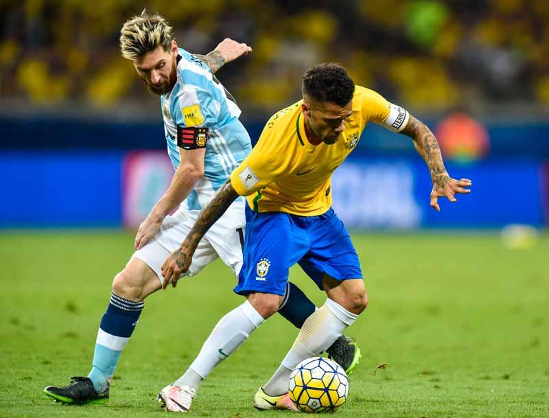 Eliminatórias são ótimo alerta ao Brasil