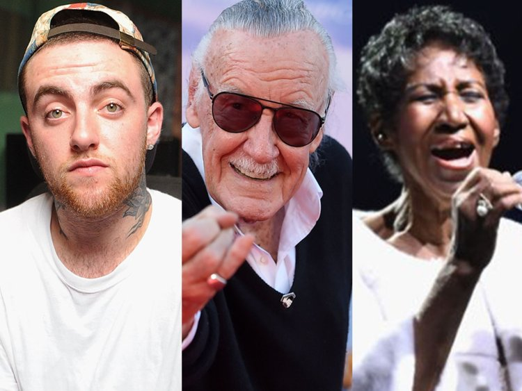Celebrities recently died