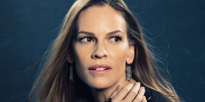 Hilary swank teacher