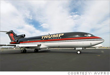 Donald trump jet for sale