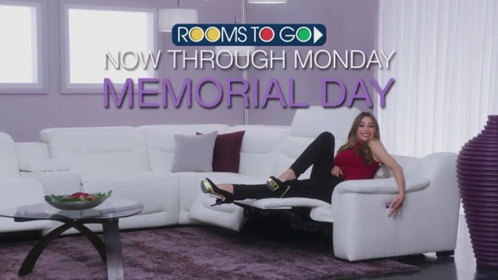 Rooms to go commercial sofia vergara
